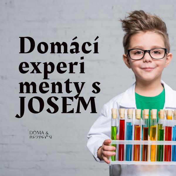 Domácí experimenty s JOSEM